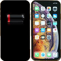 iPhoneXS Maxバッテリー交換
