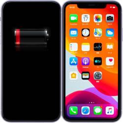 iPhone11 バッテリー交換
